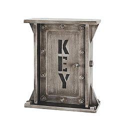 Skříňka Na Klíče Carrier 15892