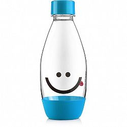 Sodastream Lahev dětská Smile Blue 500ml