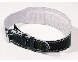SPORTWELL Pás kožený na silová cvičení a vzpírání 10 cm, vel. L