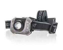SPORTWELL Svítilna čelová SW 1 + 4 LED