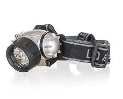 SPORTWELL Svítilna čelová SW 7 LED